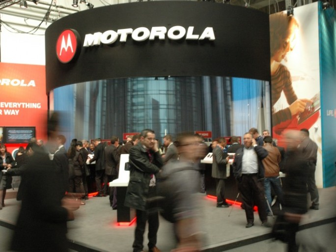 Motorola Mobile World Congress 2012