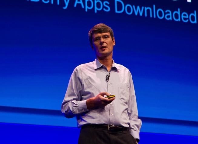 L'avenir s'assombrit pour RIM/BlackBerry   Silicon