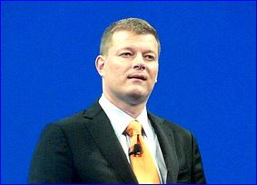 SAPPHIRE 2012 Lars Dalgaard, SAP Cloud