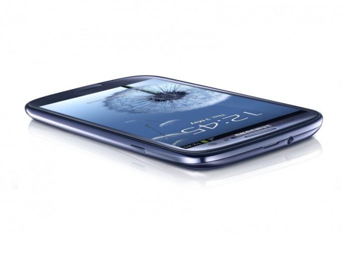 Nouvelle interface pour le Samsung Galaxy S 3