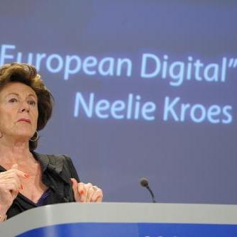 Neelie Kroes Europe