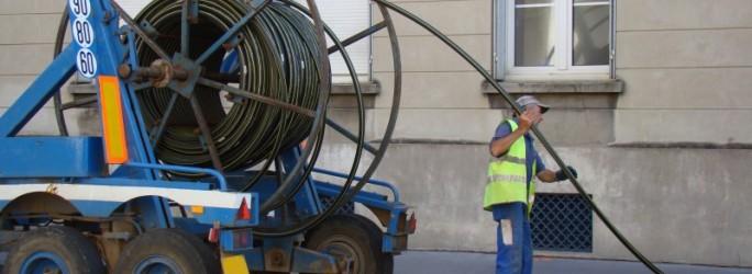 déployer la fibre optique en France