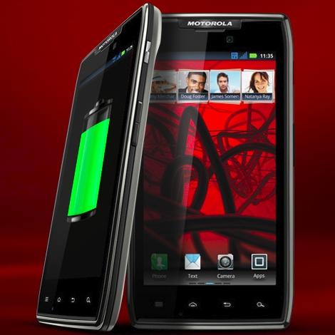 Smartphone : Motorola passe au RAZR Maxx