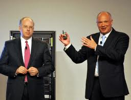 Dave Donatelli et David Scott