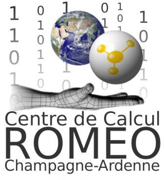 HPC Center Romeo logo