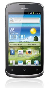 Huawei Ascend G300, premier smartphone Ascend du marché français.