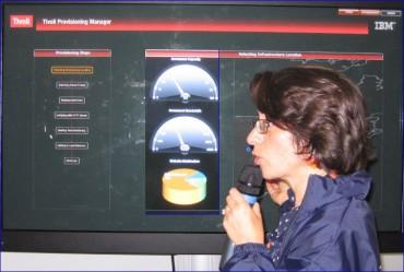 IBM à Roland Garros, provisionning de ressources sur le cloud