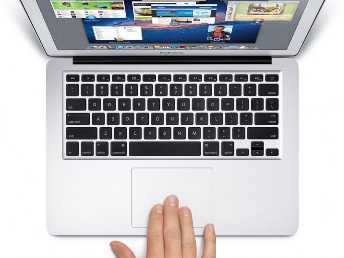 MacBook Air : l'ultraportable signé Apple.