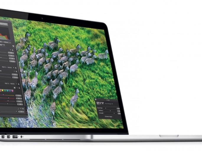 MacBook Pro Retina : un écran superbe.