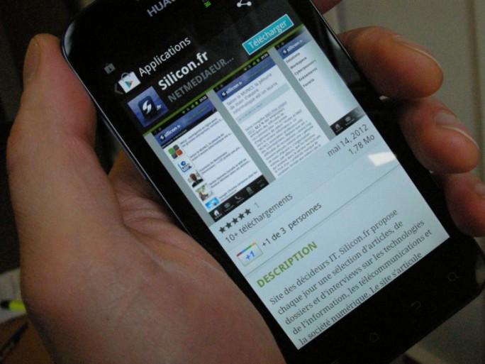 Silicon.fr débarque sur les smartphones