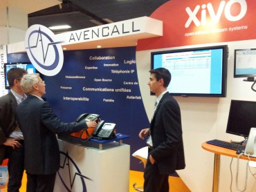 Solutions Linux 2012 - Avencall © Silicon.fr
