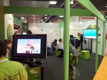 Solutions Linux 2012 - SUSE © Silicon.fr