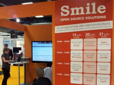 Solutions Linux 2012 - Smile 2 © Silicon.fr