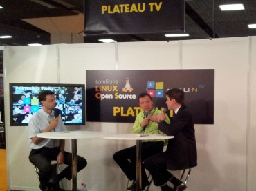 Solutions Linux 2012 - TV © Silicon.fr