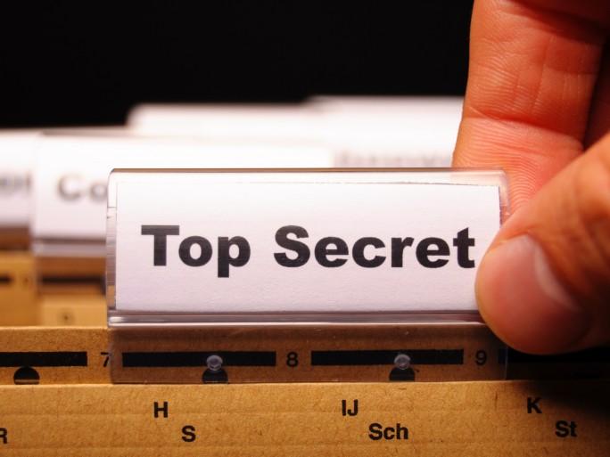 Top secret © Gunnar3000 - Fotolia.com