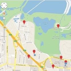 Google Maps Coordinate