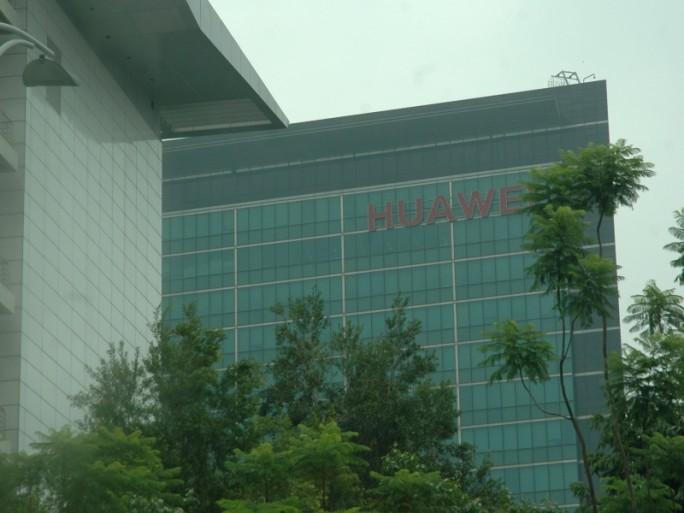 Huawei à Shenzhen