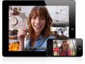 FaceTime, en Wifi ou en 3G.