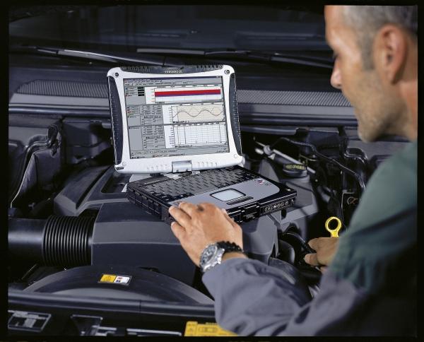 Panasonic ToughBook CF-19 informatique durcie