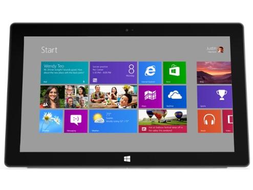 Microsoft Surface Tablet - Windows 8