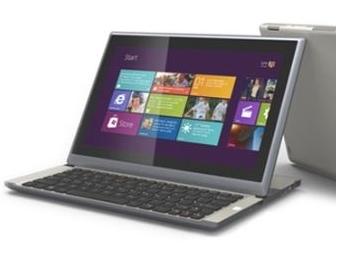 MSI 210 tablette Computex 2012