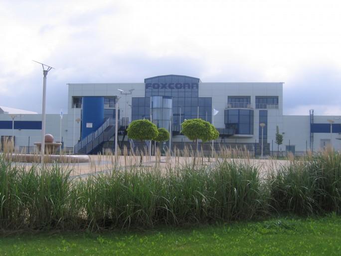 HP usine Kutna Hora, Foxconn (Prague)