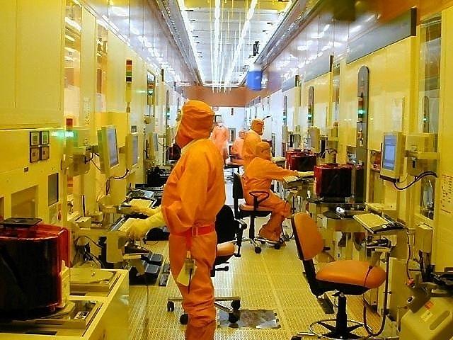 Intel Met La Loi De Moore Sous Perfusion Silicon