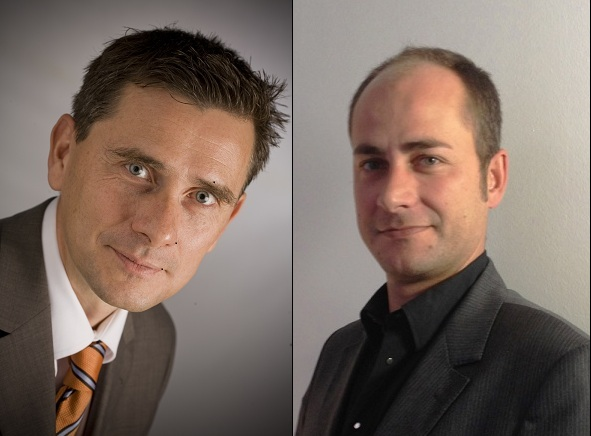JM.Estibals, Cornerstone, et Thomas Muffat-Jeandet, Twin Solutions
