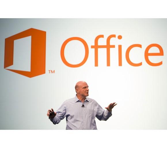 Steve Ballmer Office © Microsoft