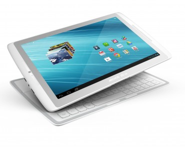 05 - Archos 101XS+Coverboard_ambiance detached © Archos