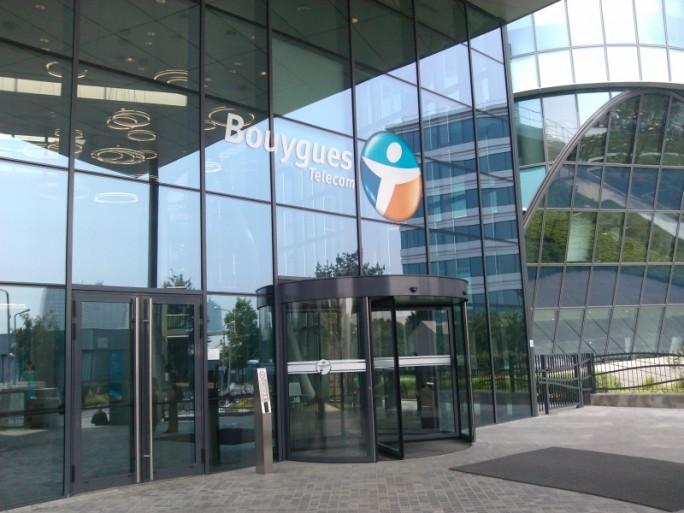 Bouygues Telecom siège d'Issy-les-Moulineaux