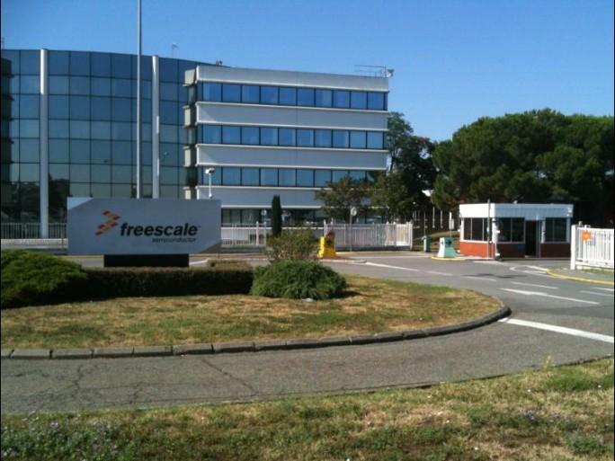 Freescale Toulouse, portes closes
