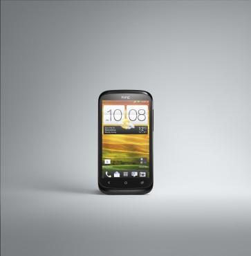 HTC Desire X Black Front