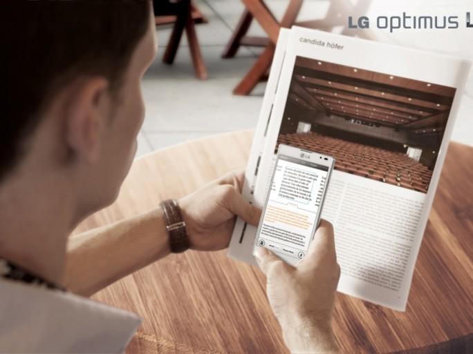 LG Optimus L9 traduction