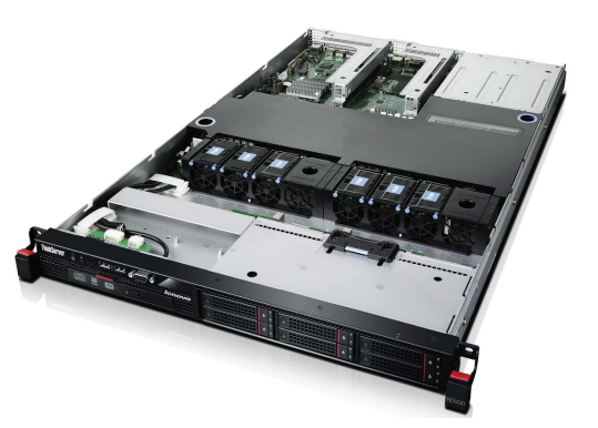 Lenovo ThinkServer rack
