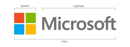 Nouveau Logo Microsoft - explication © Microsoft