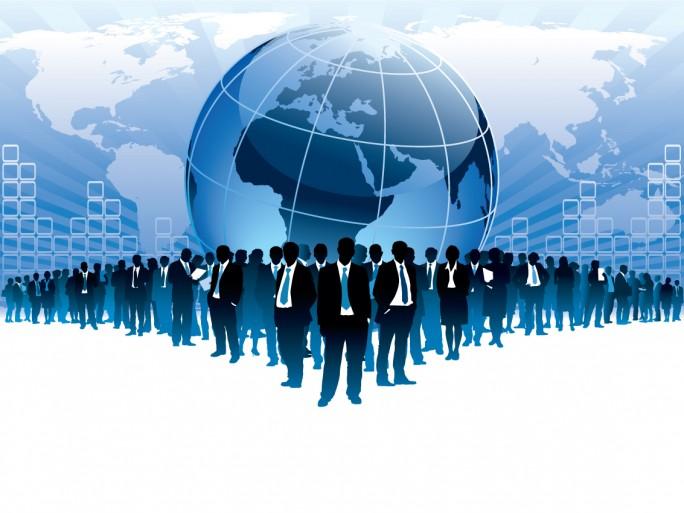 People, entreprise © Boguslaw Mazur - Shutterstock