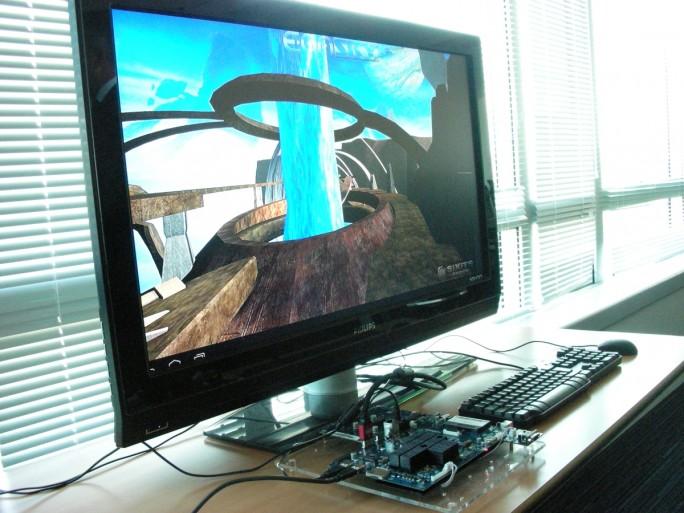 ST Orly jeux 3D