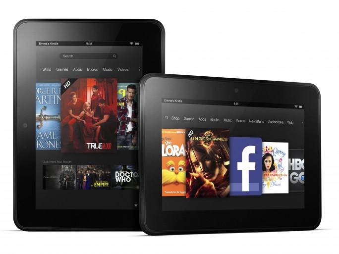 01 Kindle Fire HD © Amazon