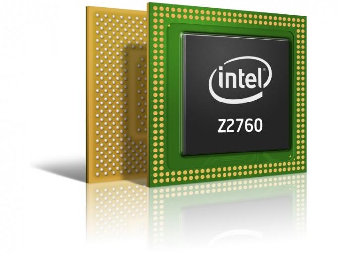 Intel Atom Z2760 tablettes