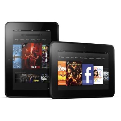 Kindle Fire HD © Amazon