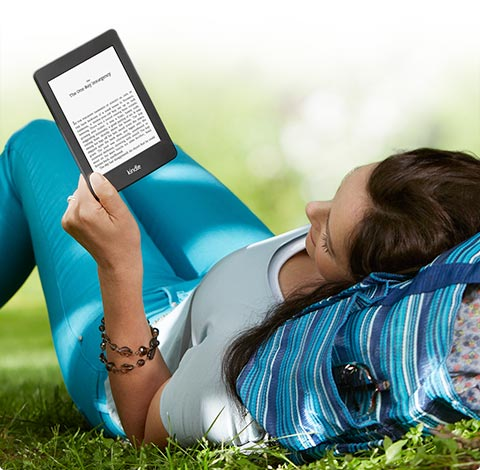 Kindle Paperwhite - 3 © Amazon