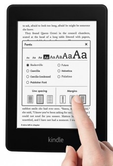 Kindle Paperwhite - 7 © Amazon