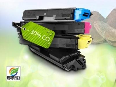 Kyocera ecotechnologie toner biomasse