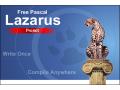 Lazarus splash © projet Lazarus