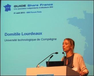 Les 'serious games' selon Domitile Lourdeaux, Université Technologique de Compiègne
