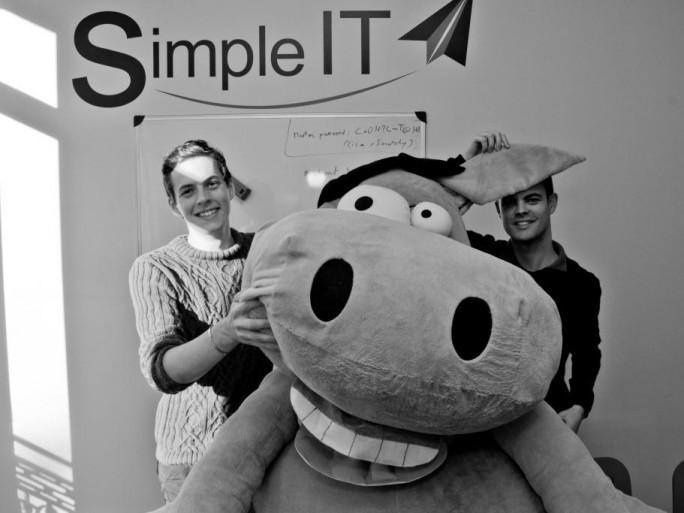 Pierre Dubuc - Mathieu Nebra - Simple IT © Simple IT