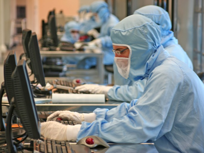 STMicroelectronics Tours chomage © STMicroelectronics