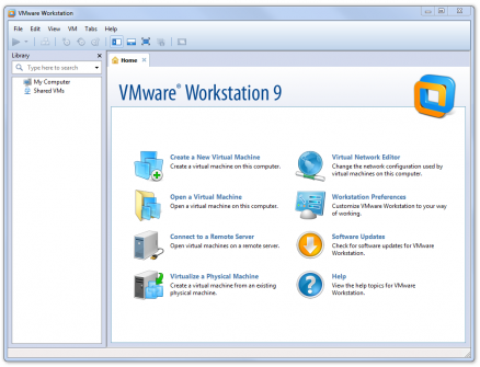 VMware Workstation 9 - 03 © Silicon