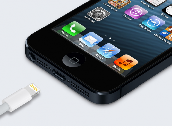 iPhone5 Lightning Connector